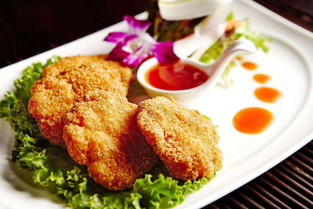 Shrimp Cakes at Noi Thai Cuisine. Photo: Noi Thai Facebook
