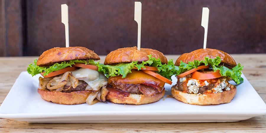 Craving sliders these seattle spots are a must where for Food bar 168